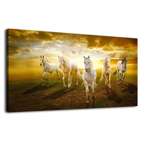 Large Canvas Art Wall Decor Panoramic